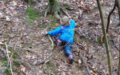 2017: da oggi i bambini crescono nei boschi